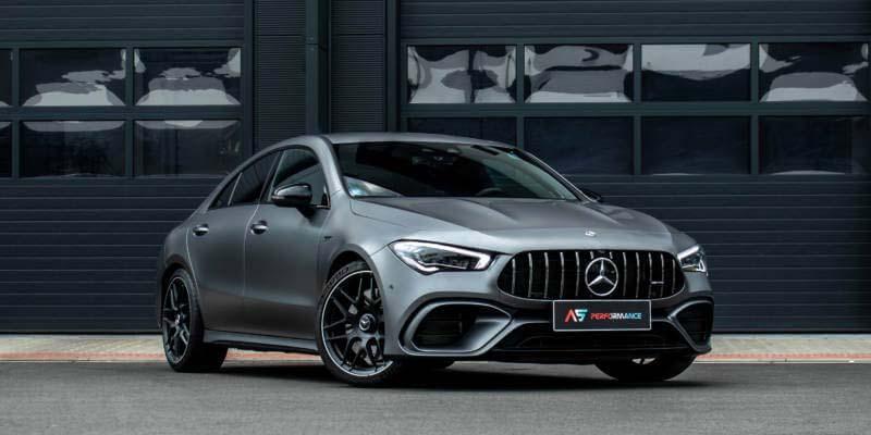 Mercedes-Benz CLA 45S AMG