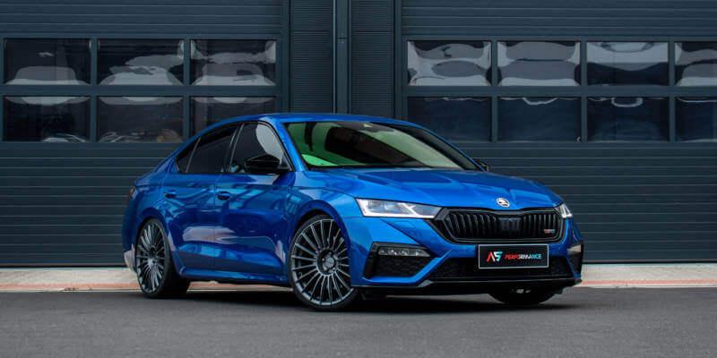 Škoda Octavia VRS