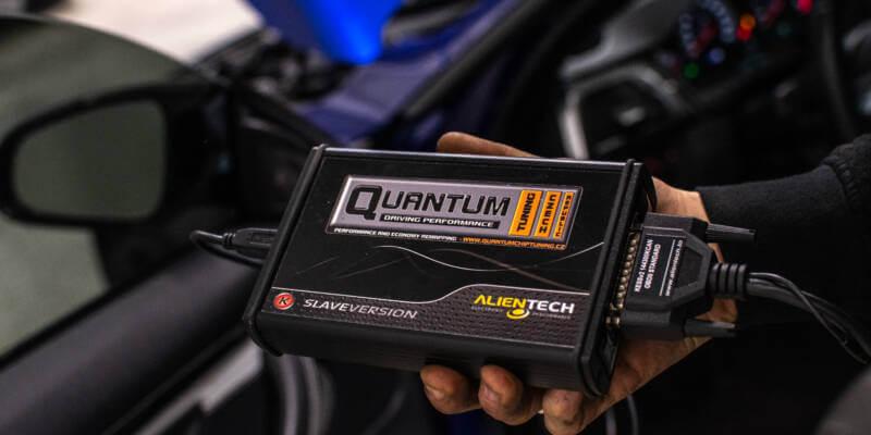 Chip tuning – úprava řídící jednotky motoru